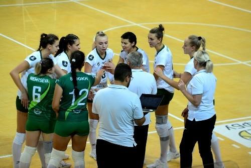 Химик в четвертый раз подряд завоевал Суперкубок Украины