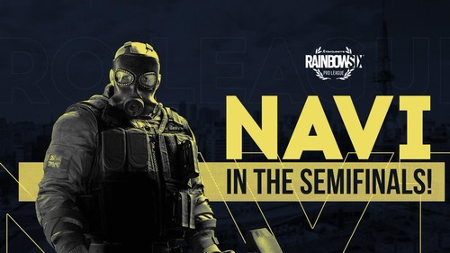 Natus Vincere вышли в полуфинал Pro League Season 10 по Rainbow Six Siege