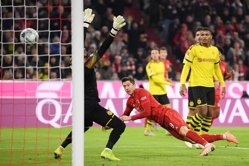 Левандовскі забив в 11-му турі поспіль – це рекорд Бундесліги