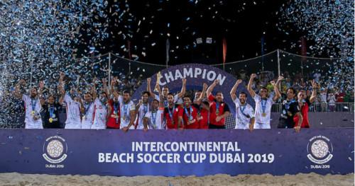 Пляжный футбол. Иран выиграл Межконтинентальный кубок