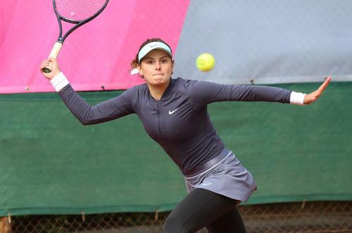 Завацкая в упорной борьбе проиграла полуфинал турнира ITF в Лас-Вегасе
