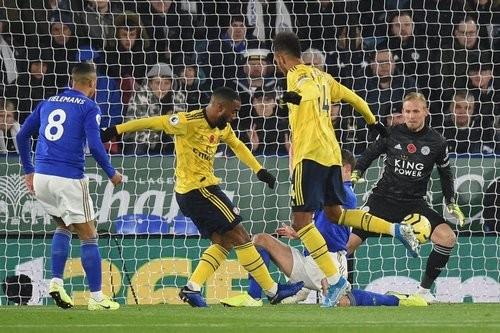Лестер – Арсенал – 2:0. Видео голов матча