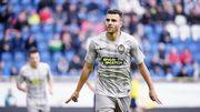 Мораес избежал перелома в матче с Динамо