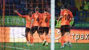 Шахтер забил Динамо 200-й мяч в истории