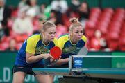 Сборная Украины дошла до 1/4 финала на командном КМ по настольному теннису