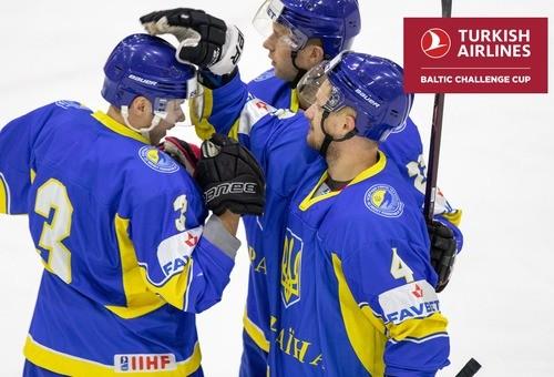 Латвия обыграла Украину в финале турнира в Таллине