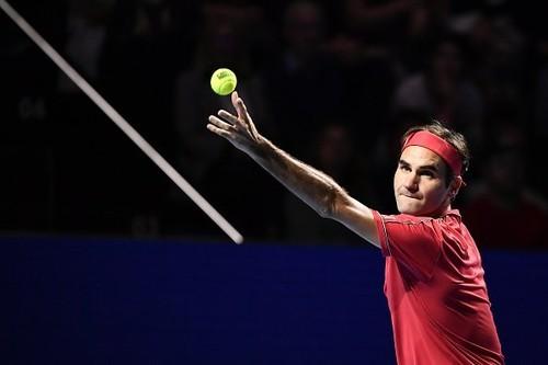 Роджер Федерер — Доминик Тим. Смотреть онлайн. LIVE трансляция