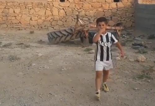 ВИДЕО. Юный Дибала из Ирана