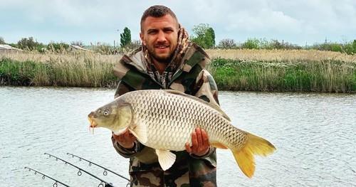 ВИДЕО. Ломаченко запустил рыбу в реку