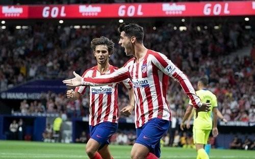 Атлетико – Эспаньол – 3:1. Видео голов и обзор матча