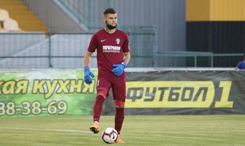 Вратарь Александрии: «Было тяжело, потому что перед игрой разминки не было»