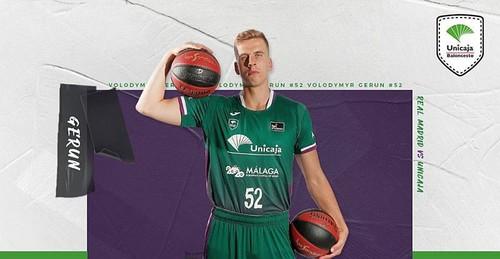 Баскетболіст збірної України став кращим в матчі проти Реала