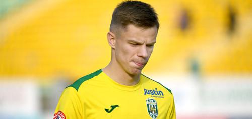 Вратарь Карпат Кудрик извинился за средний палец и раскаивается