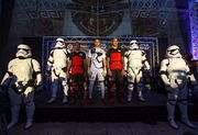 ВИДЕО. Тихуана представила новую форму в компании штурмовиков из Star Wars