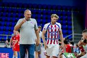 Главный тренер запорожского Мотора отправлен в отставку