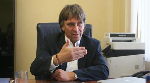 Томас ГРИММ: «Не держусь за кресло президента УПЛ»