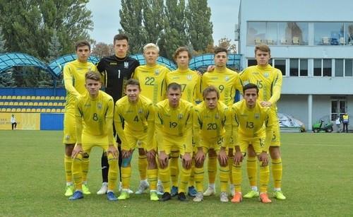 Украина U-19 – Эстония U-19. Текстовая трансляция матча