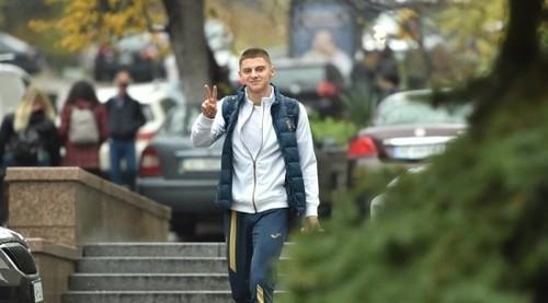 Миколенко пока под вопросом на ближайшие матчи сборной Украины