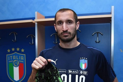 Джорджо КЬЕЛЛИНИ: «Был болельщиком Милана, но затем выздоровел»