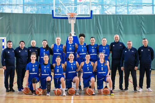Стал известен состав женской сборной Украины на матч с Бельгией