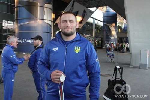 Кучмий получит медаль Европейских игр после дисквалификации белоруса