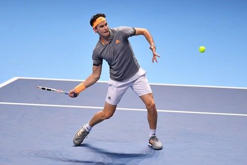 Тим стал 8-м теннисистом, обыгравшим на одном турнире Федерера и Джоковича