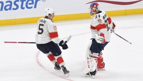 НХЛ. Эпичный камбэк Флориды, Рейнджеры обыграли Питтсбург, победа Колорадо