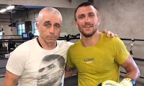 Ломаченко отдал отцу половину гонорара за бой против Кэмпбелла