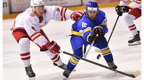 Favorit стал партнером Федерации хоккея Украины