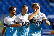 Лацио - обладатель Кубка Италии по футболу
