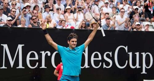 Федерер не сыграет на турнире в Штутгарте