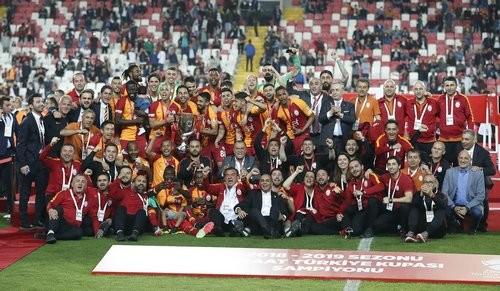 Галатасарай выиграл Кубок Турции