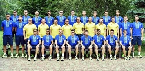 Заявка сборной Украины U-20 на чемпионат мира