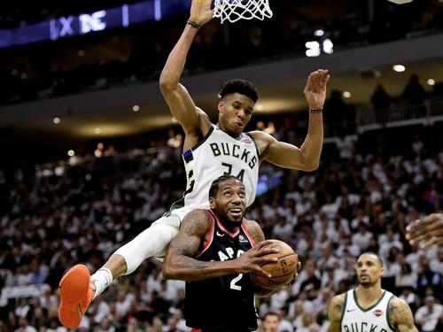 НБА. Мілуокі обіграв Торонто в першому матчі фіналу Сходу