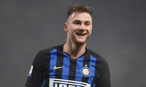 Интер продлил контракт со Шкриньяром до 2023 года