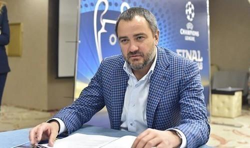 Андрей ПАВЕЛКО: «Можем планировать игры сборной в Запорожье»