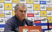 Тренер Сербії: «Про Україну думатимемо після матчу з Люксембургом»