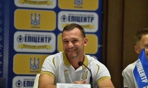 Андрей ШЕВЧЕНКО: «Дадим шанс в сборной Украины тем, кто играл меньше»