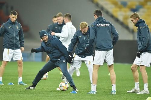 Украина – Эстония. Прогноз и анонс на товарищеский матч