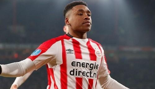 Манчестер Юнайтед збирається купити 22-річного форварда ПСВ