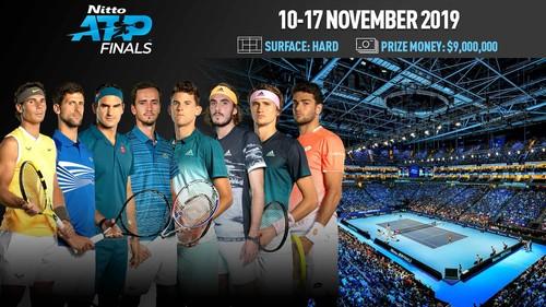 Большинство читателей Sport.ua верят в победу Джоковича в Финале ATP