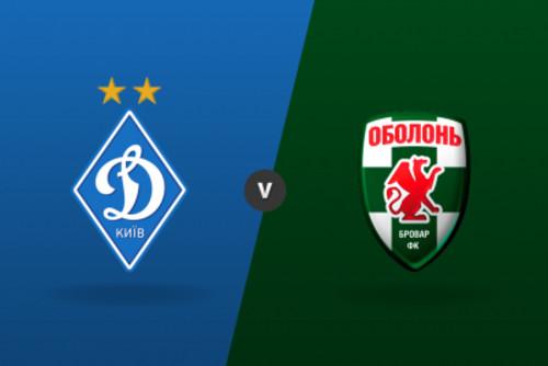 17 ноября Динамо проведет товарищеский матч с Оболонью-Бровар-2