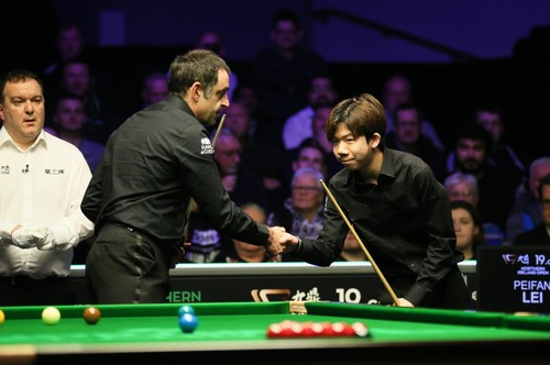 Northern Ireland Open: фавориты идут без потерь