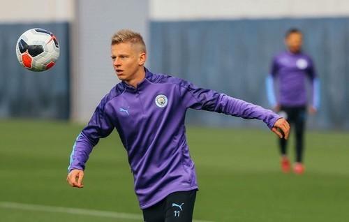 Зинченко может вернуться к тренировкам 6 декабря