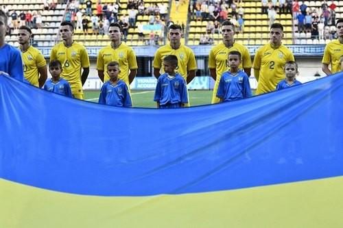 Украина U-21 – Дания U-21. Текстовая трансляция матча