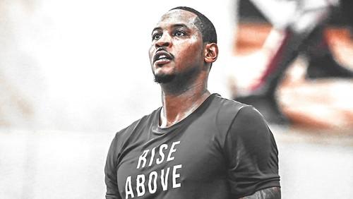 ЕНТОНІ: «На 2000 відсотків упевнений, що повернуся в НБА в цьому сезоні»