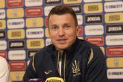 Руслан РОТАНЬ: «Мы хотим не подстраиваться под Данию, а улучшать свою игру»