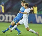 Украина — Эстония — 1:0. Видео гола и обзор матча