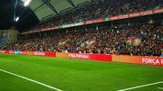 Група B. 6 голів Португалії, важка перемога Сербії