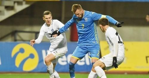 Украина - Эстония: лучшие на поле - Сидорчук, Безус и Ярмоленко